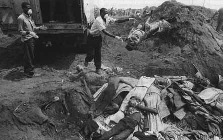 nigerian civil war genocide | Biafra Nigerian Civil War