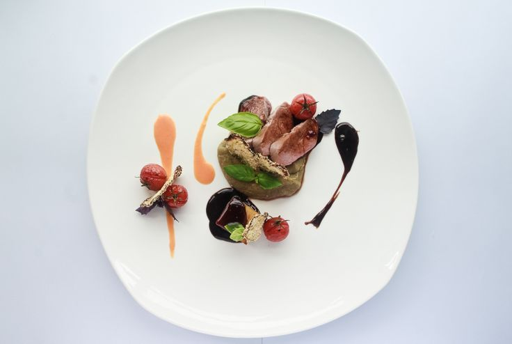Check out our latest recipe: http://www.mouthfool.com/2014/04/milk-fed-veal-loin-and-deconstructed-ratatouille/ #recipe #food