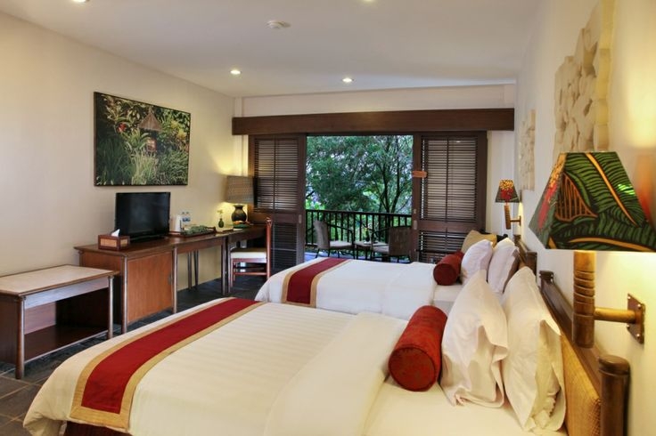 Built on a compound with direct access to well – designed family or company meeting point, each room is thoughtfully decorated in elegance natural style that evoke the senses; all room has its own private balcony or terrace.