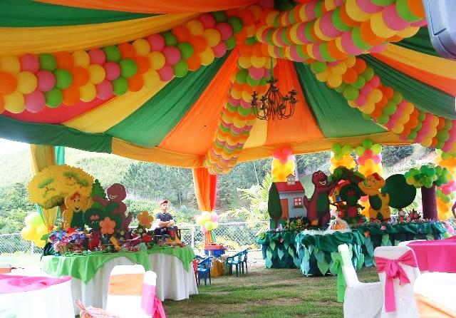 Decoraciones chepinas fiestas infantiles party ideas - Decoracion de habitaciones infantiles nina ...