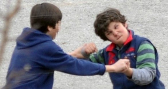 Felipe Juan Froilán de Marichalar y Borbón en medio de una pelea (Gtresonline).