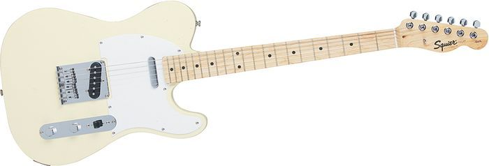 SquierAffinity Series Telecaster Electric Guitar