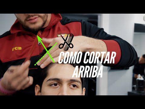 Como cortar la parte de arriba para principiantes - Tutorial de Tijeras - YouTube