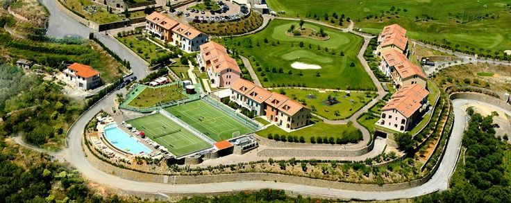 Castellaro Golf Resort - Liguria