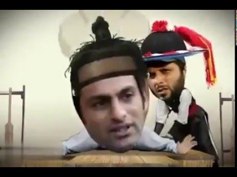 Pakistan Cricket Team Funny Video After WorldT20 Cup