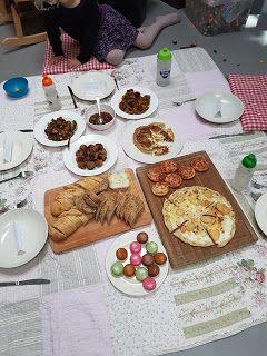 Zwitserse kaas-crème en indoor picknicken ! #vegetarisch