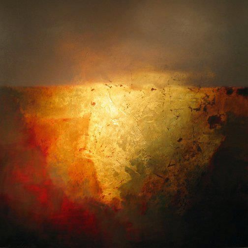 This man's work takes my breath away! Steven DaLuz 1953 | American Neo-Luminist Abstract painter http://www.stevendaluz.com