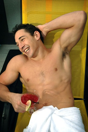 Billy Slater. Not a massive football fan, but he should be here.