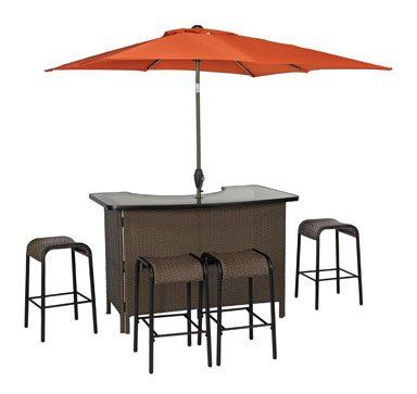 12 best images about bars for patio on pinterest bar - Amazon table de bar ...