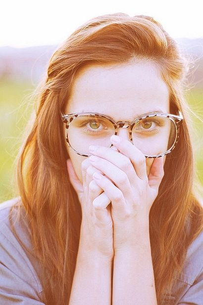 Future eyewear? #nerdy-chique