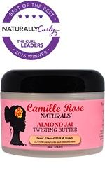 Camille Rose Naturals Almond Jai Twisting Butter - NaturallyCurly