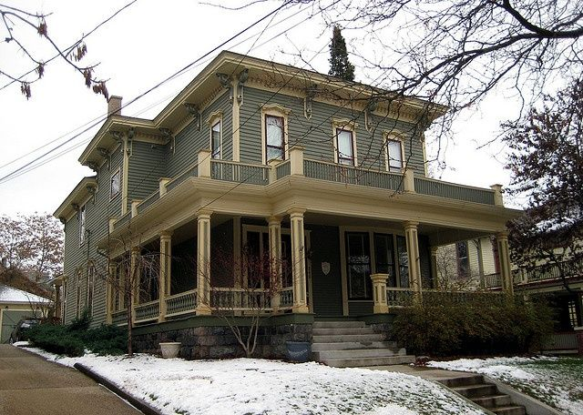 49 best victorian italianate images on pinterest paint