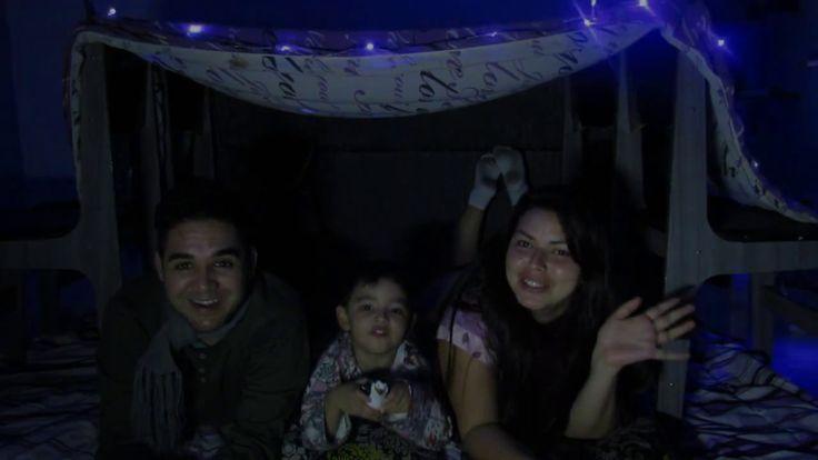 Como fazer uma cabana ou tenda infantil #2