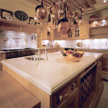 granite, caesarstone & livingstone countertops from