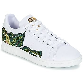 Schoenen Dames Lage sneakers adidas Originals STAN SMITH W