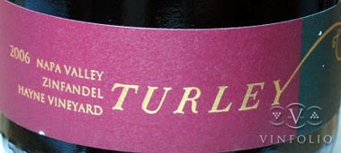 Turley Zinfandel -- medium to full-bodied, very delicious