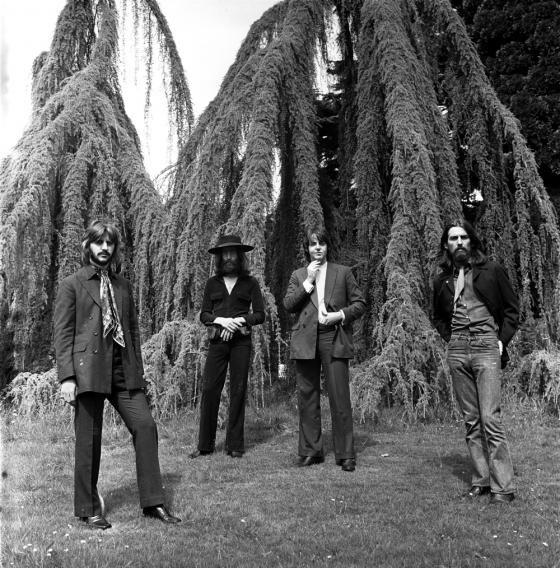 The Last Photo Session - Tittenhurst Park, 1969 | The Beatles