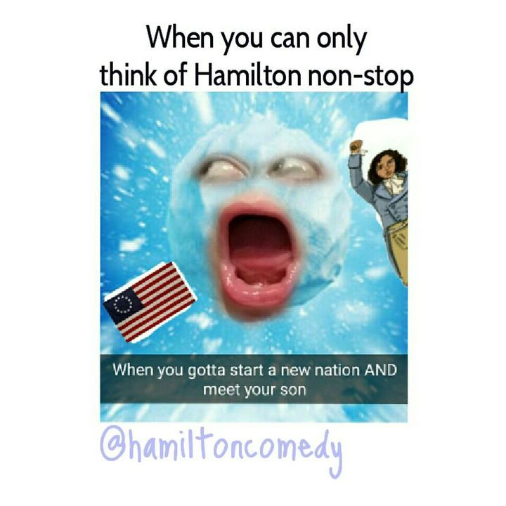 *Cough* yall should follow *cough* my new hamilton insta its doesnt have a profile pic COUGH make me one pls COUGH