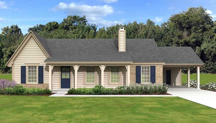 1000 ideas about cheap house plans on pinterest for Cheap ranch house plans