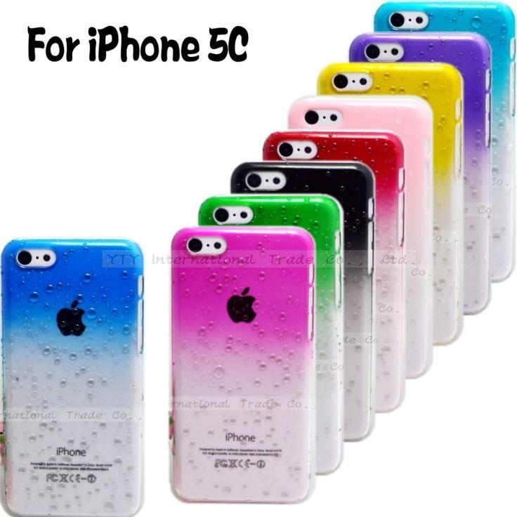 Pas cher Ahyd02 : hot! Raindrop dur cas , la couverture pour le cas pour l'iphone d'apple iPhone5C 5C téléphone portable Protection Shell   uiagya, Hg, Acheter  Sacs et Etuis pour Téléphone de qualité directement des fournisseurs de Chine: