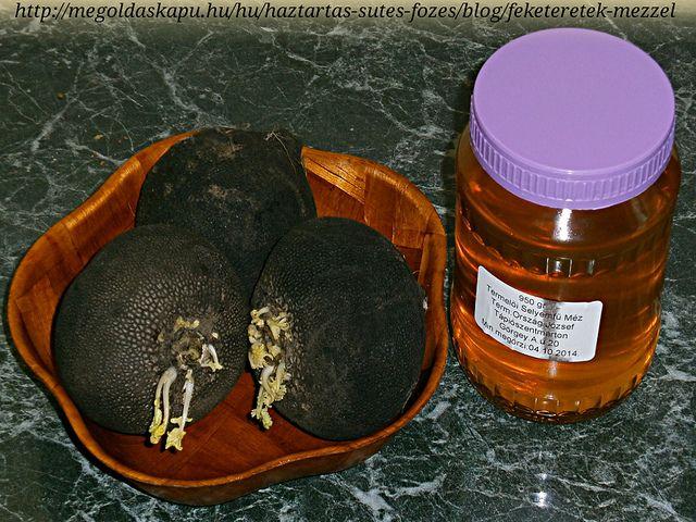 Feketeretek mézzel   OLCSÓ Receptek-Háztartás   Megoldáskapu
