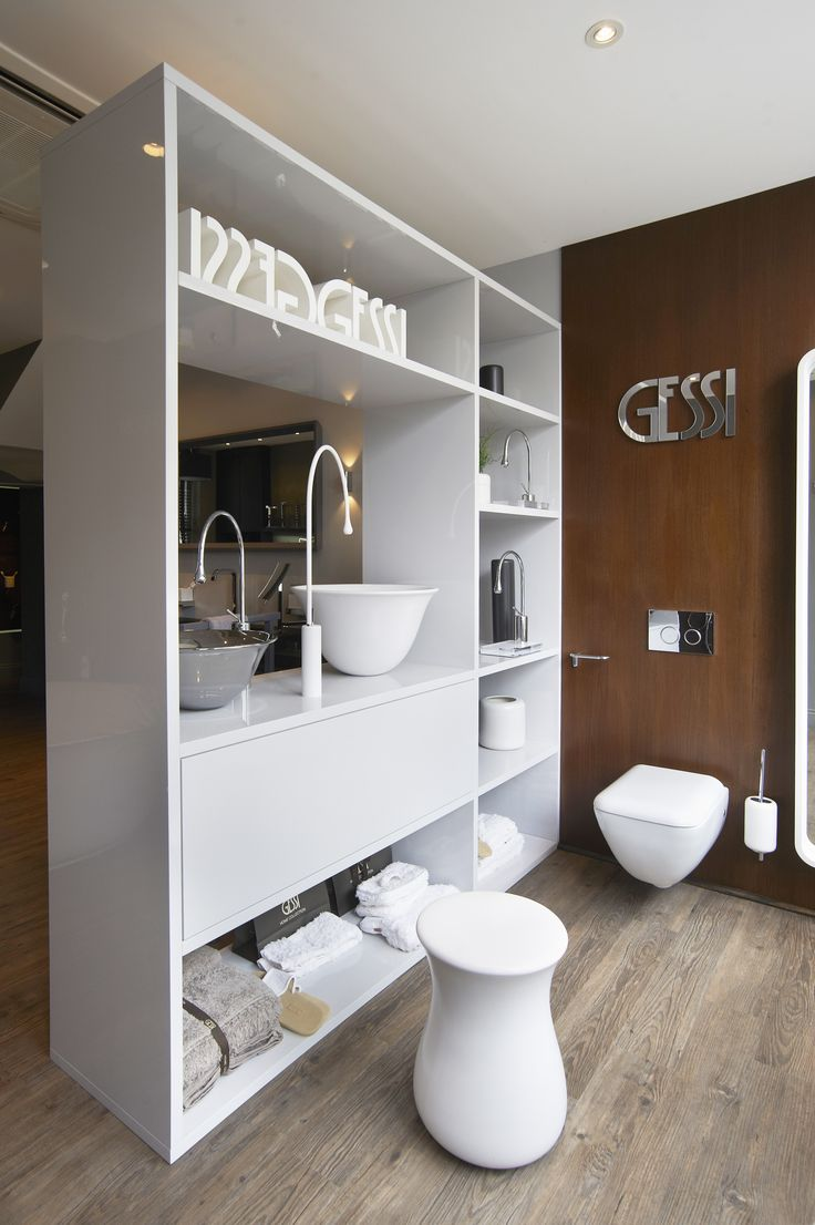 Bathroom showrooms canberra - C P Hart S Studio Italiano Bathroom Showroom London