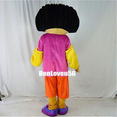 Dora The Explorer Costume