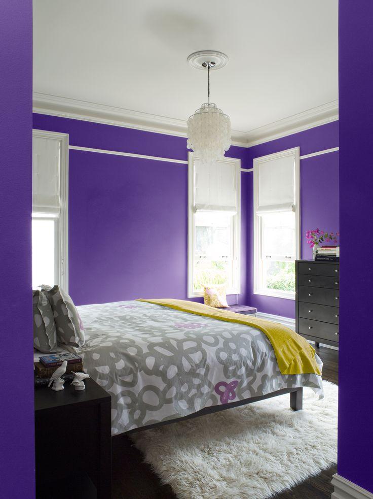 Wohnzimmer Lila Weis. Schickes Wohnzimmer - Deko Und Designher