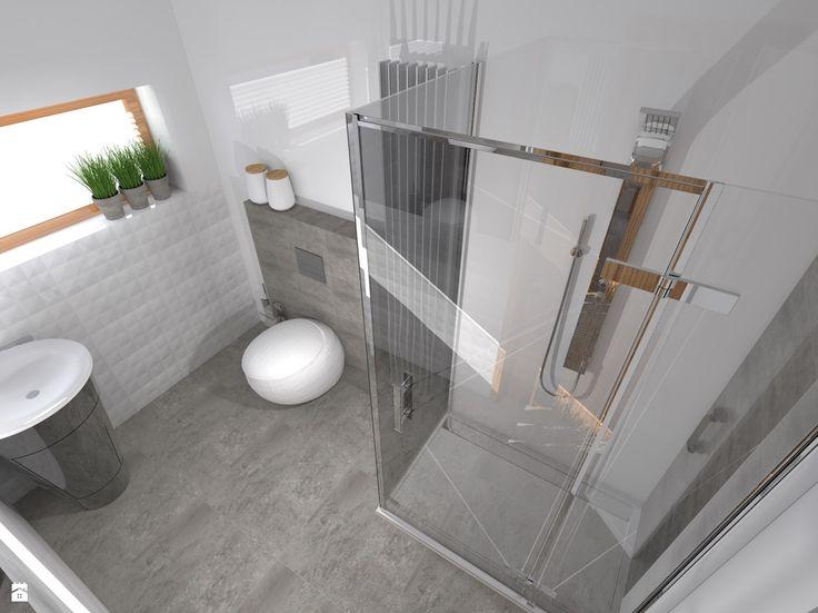 Łazienka styl Nowoczesny - zdjęcie od 2kprojekt - Łazienka - Styl Nowoczesny - 2kprojekt