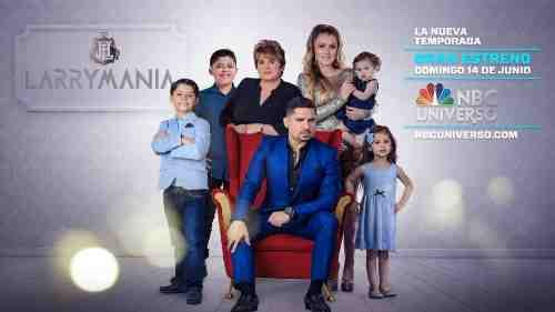 Larry Hernandez Returns for the Fourth Season of #Larrymania