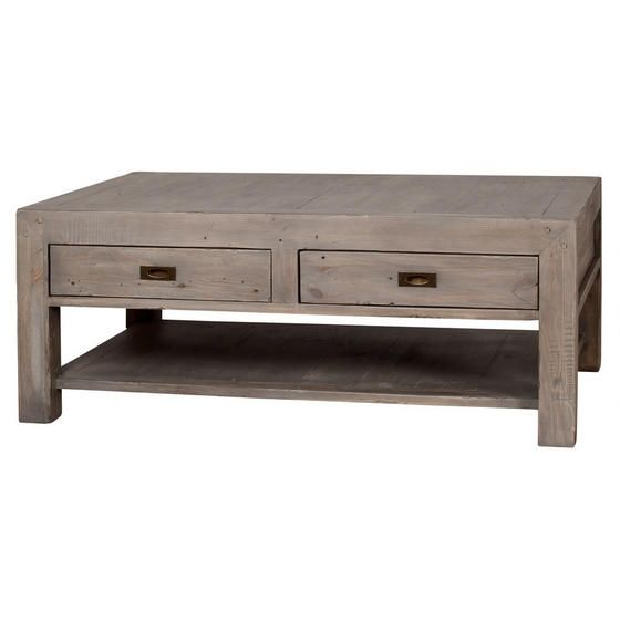Want This Piece For The Living Room Urban Barn Post And Rail Coffee Table Silvermoon Http