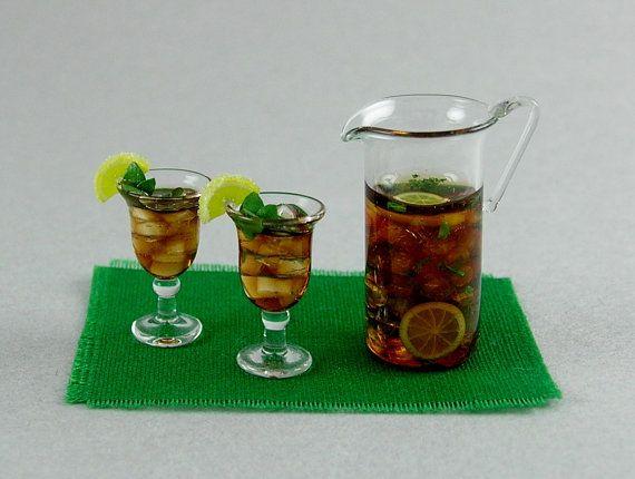 Mint Julep Sweet Tea Set