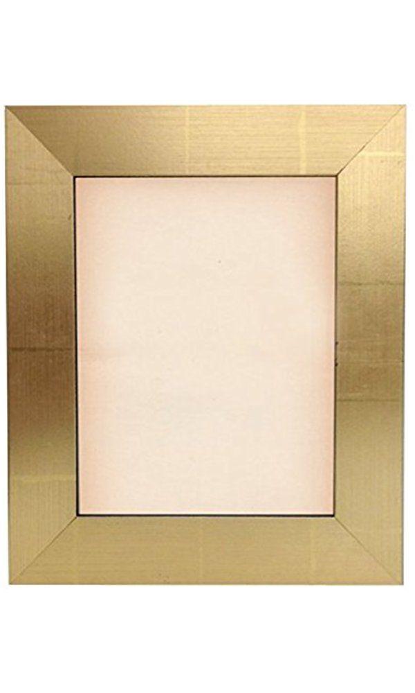modern metallic gold picture frame size 4x6 5x7 8x8 8x10 11x14 12x16 16x20 20x24 24x36 custom