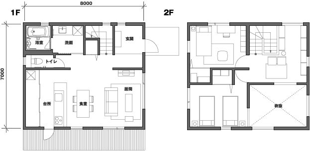 Muji House Love Looking At Floor Plan Visualize How It