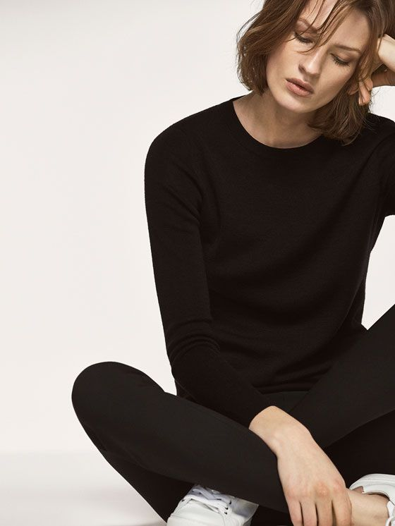 Ver todo - Jerséis y Cárdigans - MUJER - Massimo Dutti - Colombia