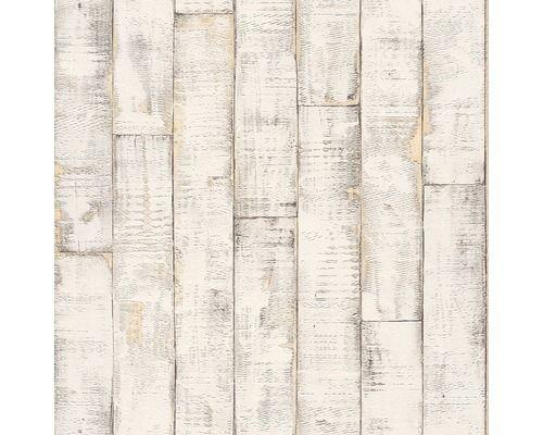 papier peint pour cuisine aqua relief iv aspect bois crme clair