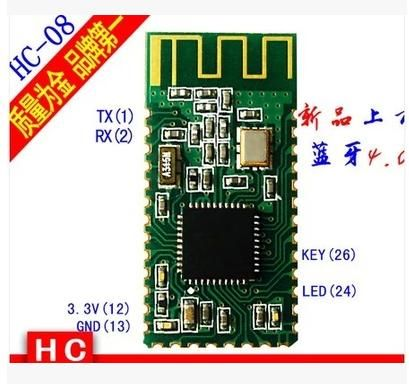 MK00277   HC-08 Bluetooth serial module Bluetooth low power 4 microampere current remote Bluetooth
