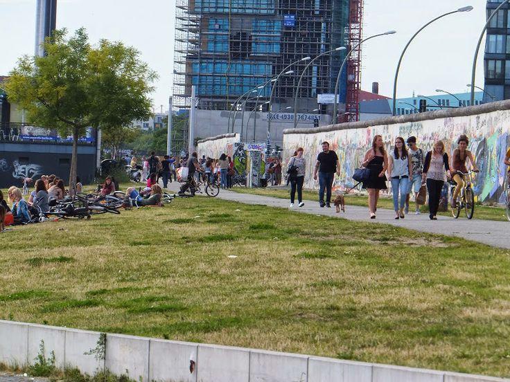 East Side Gallery, Muro de Berlín, Street Art, Elisa N, Blog de Viajes, Lifestyle, Travel