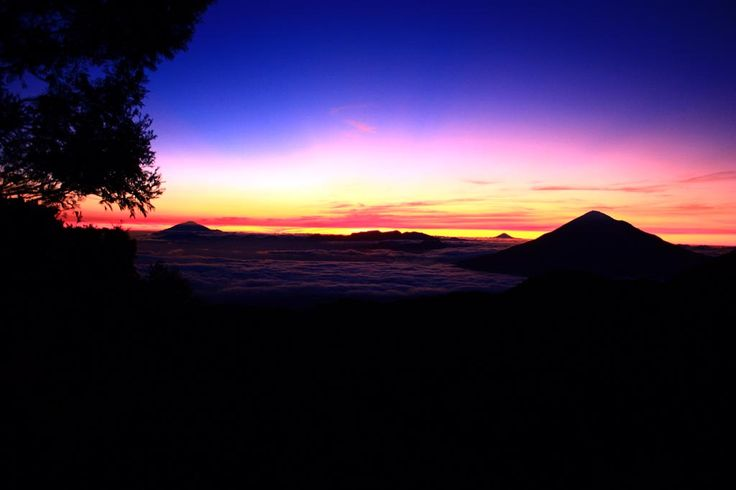 Sunrise Papandayan Mount from Guberhut Area #PINdonesia