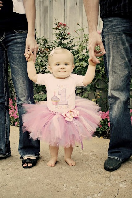 Want a picture like this of my granddaughter on her birthday!