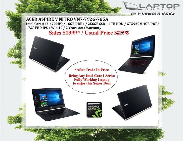 Nice 2nd hand laptop singapore, mac refurbished, ipad trade in