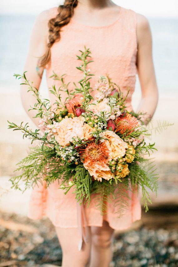 Bohemian floral inspiration