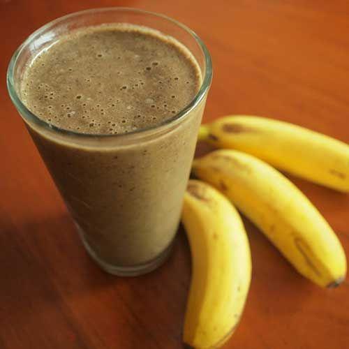 Popolare Oltre 25 fantastiche idee su Frullato di banana al cioccolato su  VM44