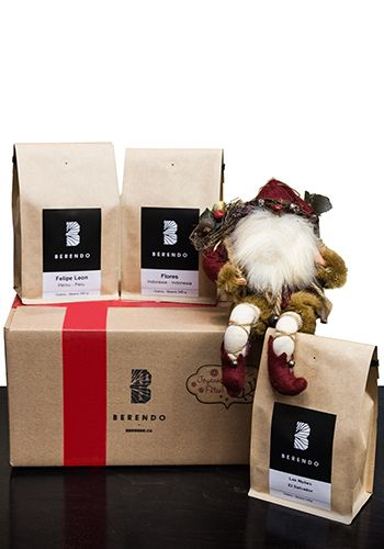 Berendo is super proud to offer this Holiday Season, three outstanding single origin espresso & coffee. All direct trade to the farmers.  Las Nubes - El Salvador,  Flores - Indonisia,  Felipe Leon - Peru.  Yours to discover... Enjoy it your way !   Thanks from the Berendo Team... Best to you all during this Holiday Season to you and yours and for 2015 HEALTH...   http://boutique.berendo.ca/collections/frontpage/products/trio-de-noel-edition-limitee