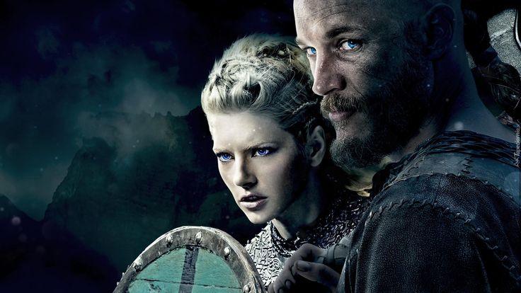 Znalezione obrazy dla zapytania vikings tapeta