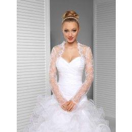 Bridal bolero Estel - Georgia Dristila Accs