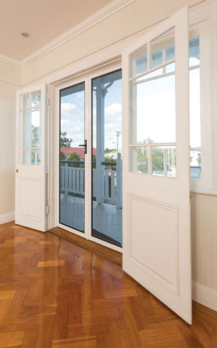 Let Your Home Breathe With ForceField Security Doors And Window Screens,  They Are Welded Instead