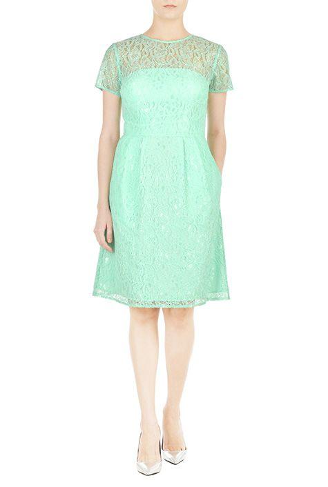 I <3 this Finley dress from eShakti
