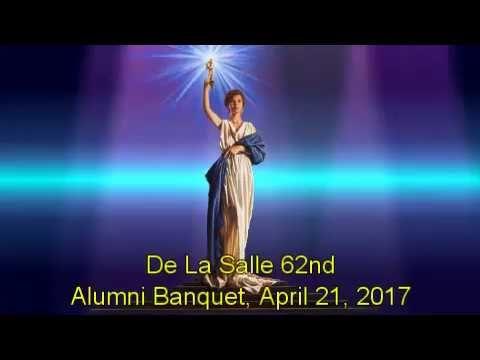 (21) De La Salle 62nd Alumni Banquet, April 21, 2017 - YouTube