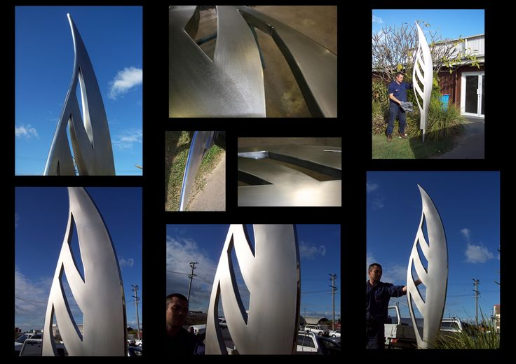 Privately commissioned sculpture Rapid Concept Designs